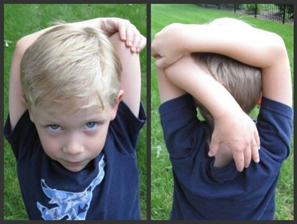 Stretching Exercises For Kids