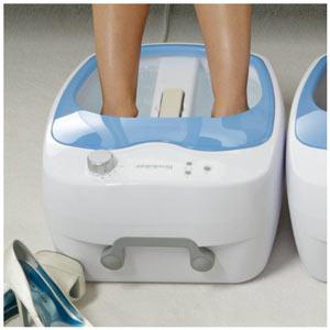 Aqua jet foot bath