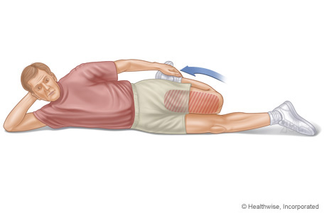 Side Quad Stretch