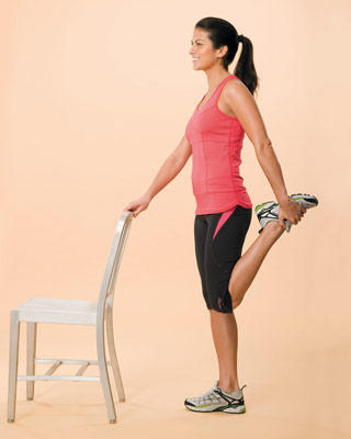 Quad Exercises and Stretches for Patellar Tendonitis