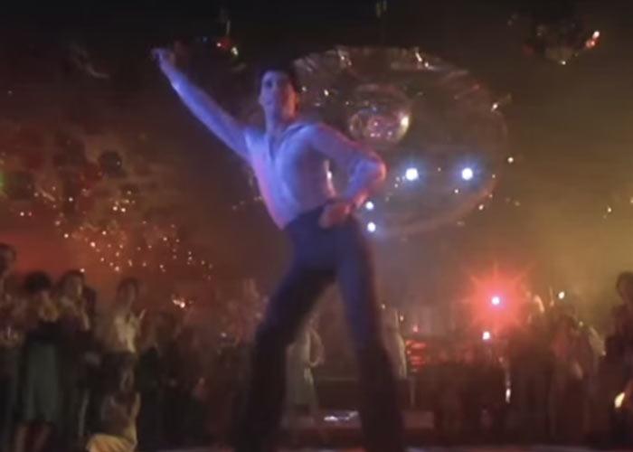 Travolta-dancing