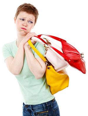 Heavy Handbags Can And Will Cause Neck And Back Problems