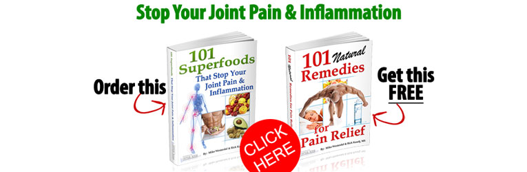 joint pain banner
