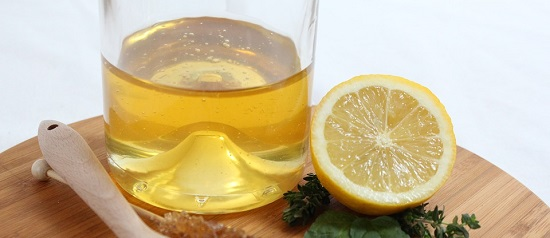 honey and lemon for sulfur burps